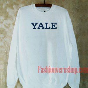 Yale Logo Sweatshirt