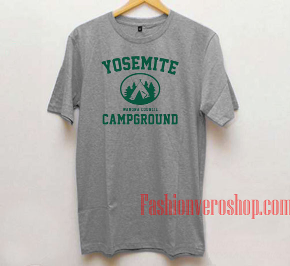 Yosemite clothing store