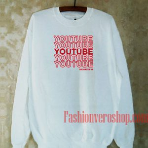 Youtube Brooklyn 18 Sweatshirt