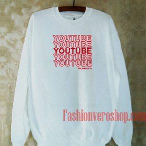 Youtube Brooklyn 18 Sweatshirt