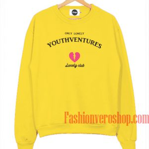 Only Lonely Youthventures Lonely Club Sweatshirt