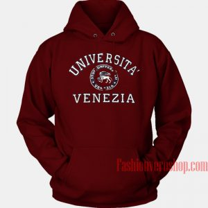 Universita Venezia HOODIE - Unisex Adult Clothing