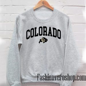 University of Colorado Sweatshirt