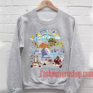 Walt Disney World Discover The Magic Sweatshirt