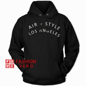 Air Style Los Angeles HOODIE - Unisex Adult Clothing