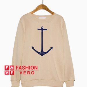 Anchor Cream Sweatshirt