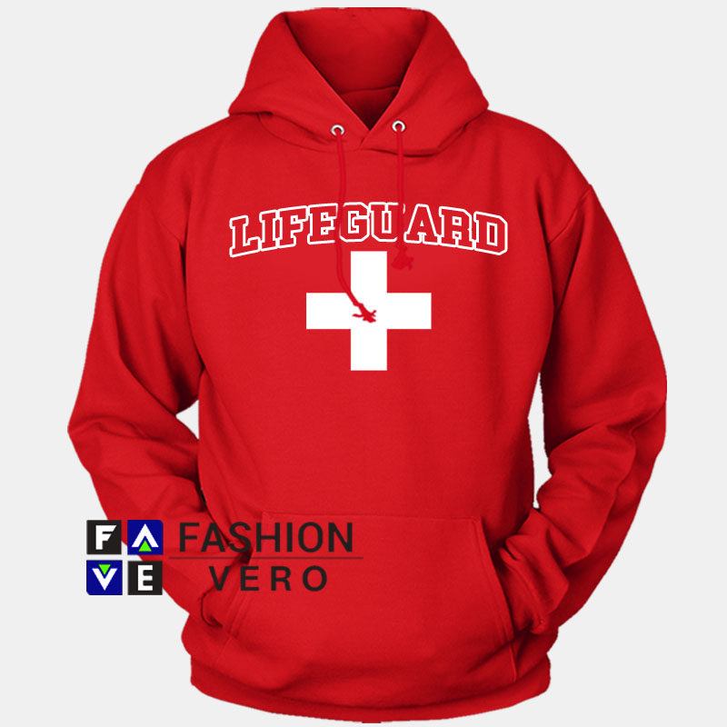 f806d2eb9070 Lifeguard HOODIE – Unisex Adult Clothing – fashionveroshop