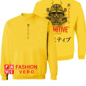 Primitive Samurai Sweatshirt
