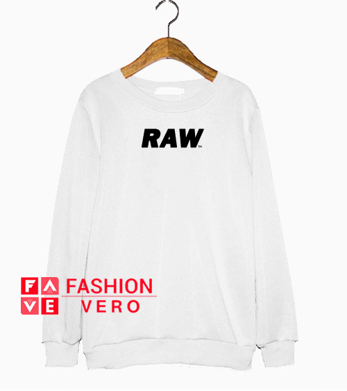 RAW Logo Sweatshirt