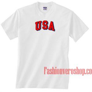 USA Tree Color Unisex adult T shirt