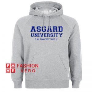 Asgard University HOODIE - Unisex Adult Clothing