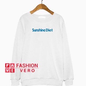 Sunshine Diet Sweatshirt