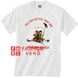 Two Are Better Than One Tekkonkinkreet Unisex adult T shirt