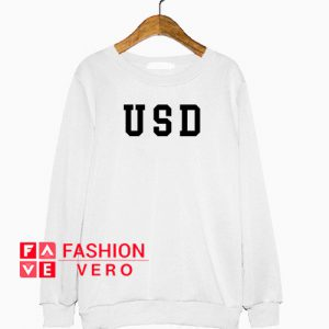 USD Logo Sweatshirt