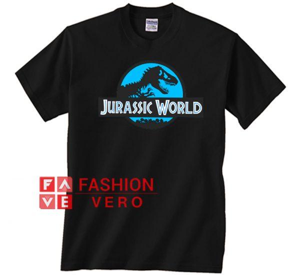 Jurassic World Unisex adult T shirt