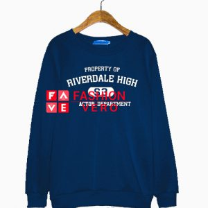Property of Riverdale High Actor Department Sweatshirt
