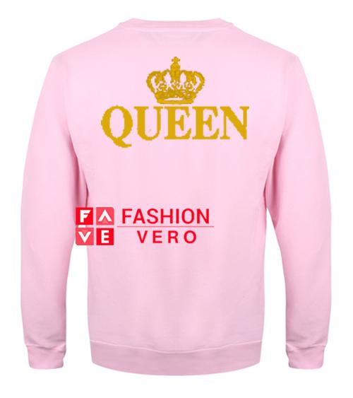 Queen Couple Sweatshirt