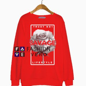 Savage Rose Lifestyle Sweatshirt