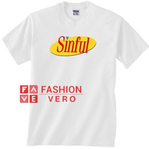 Sinful Unisex adult T shirt