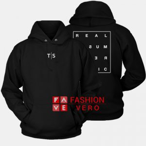 TS Real Music HOODIE - Unisex Adult Clothing