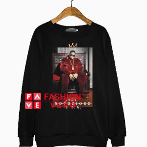 The Notorious BIG Sweatshirt