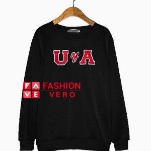 U Of A Logo Sweatshirt