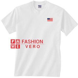 USA Little Logo Unisex adult T shirt