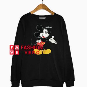 Vintage Mickey Mouse California Sweatshirt
