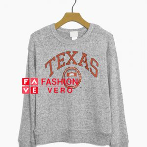 Vintage Texas University Sweatshirt