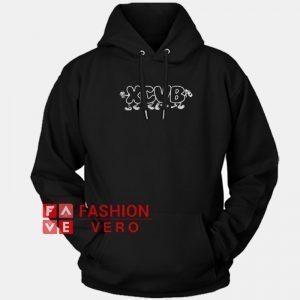 XCVB Logo HOODIE - Unisex Adult Clothing