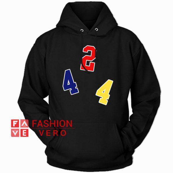 424 Logo Print HOODIE Unisex Adult Clothing