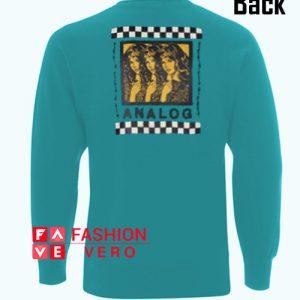 Analog Clifton Blue Sweatshirt