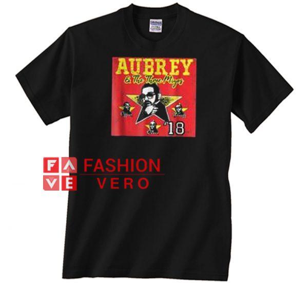 Aubrey The Three Migos Unisex adult T shirt