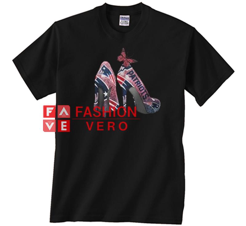 Shirt Unisex T High England Adult Heels Patriots BrEdCoxeQW