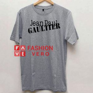Jean Paul Gaultier Unisex adult T shirt