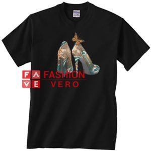 e4eceb53 Miami Dolphins High Heels Unisex adult T shirt