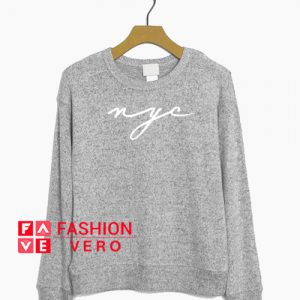 NYC Logo Sweatshirt