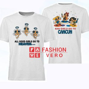 Powerpuff Girls Cancun Novelty Unisex adult T shirt