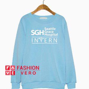 SGH Seattle Grace Hospital Sweatshirt