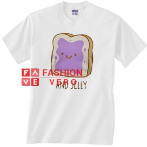 Sandwich And Jelly Unisex adult T shirt