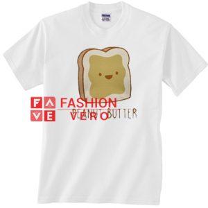 Sandwich Peanut Butter Unisex adult T shirt