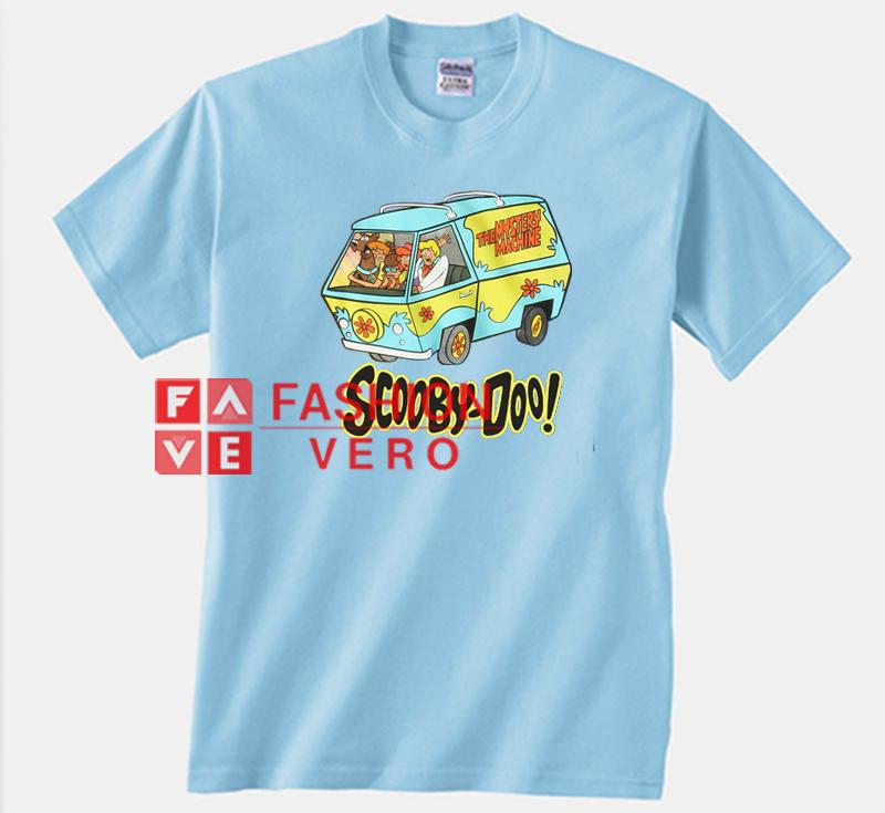 85746cc9 Scooby Doo Mystery Machine Unisex adult T shirt