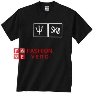 Sk8 Unisex adult T shirt