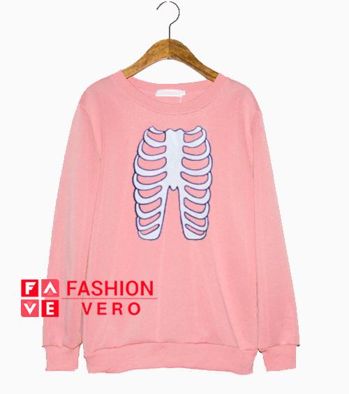 Skeleton Halloween Sweatshirt