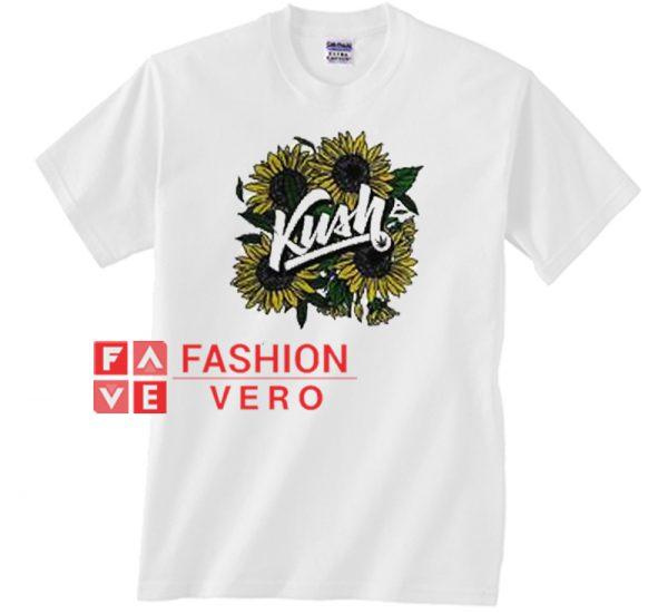 Sunflower Kush Unisex adult T shirt
