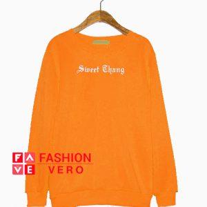Sweet Thang Sweatshirt