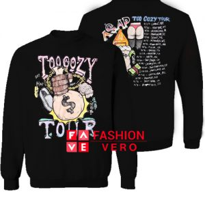 Too Cozy Tour Rocky Sweatshirt