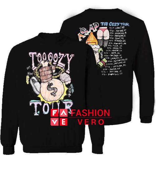 Too Cozy Tour Rocky Sweatshirt