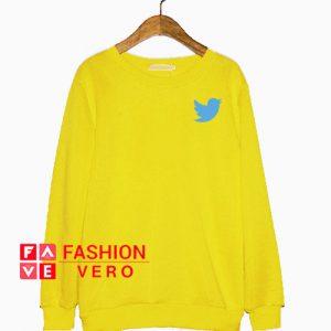 Twitter Bird Sweatshirt