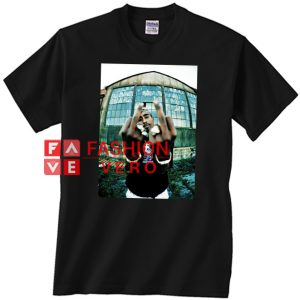 2pac Tupac Middle Finger Unisex adult T shirt